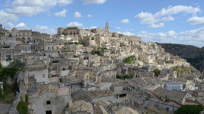 Capitale Europea Della Cultura 2019 Matera Proposte Di Viaggio By